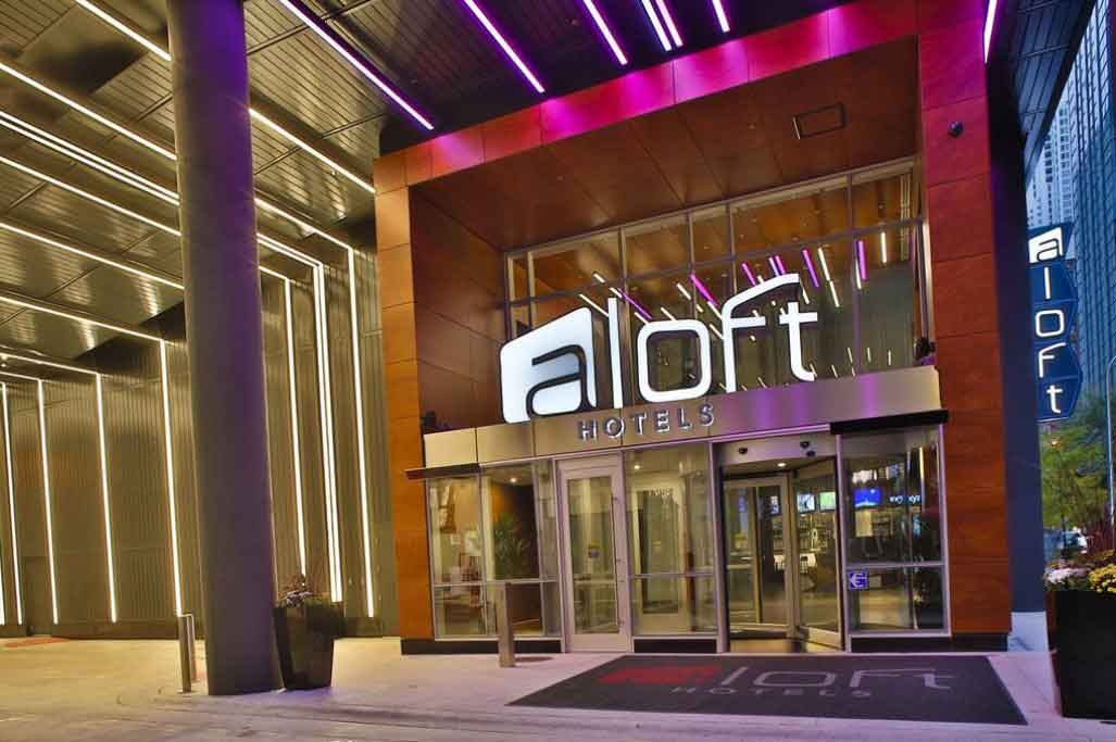 Aloft-Chicago
