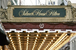 Palmer House Chicago