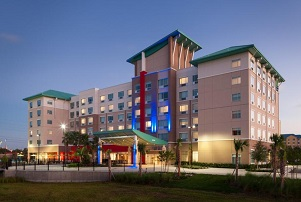 Holiday Inn Express Seaworld